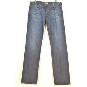 Hudson jeans men Bryon 36 x 34 straight leg button